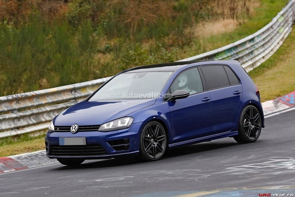 spyshots une golf r quip e d 39 un moteur 2 5tfsi d 39 audi rs3 la r420 pour 2018 vag perf. Black Bedroom Furniture Sets. Home Design Ideas
